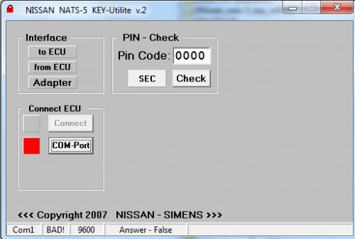 скачать програму для определения кодов имобелайзера сценик